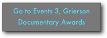 Go to Events 3, Grierson Documentary Awards